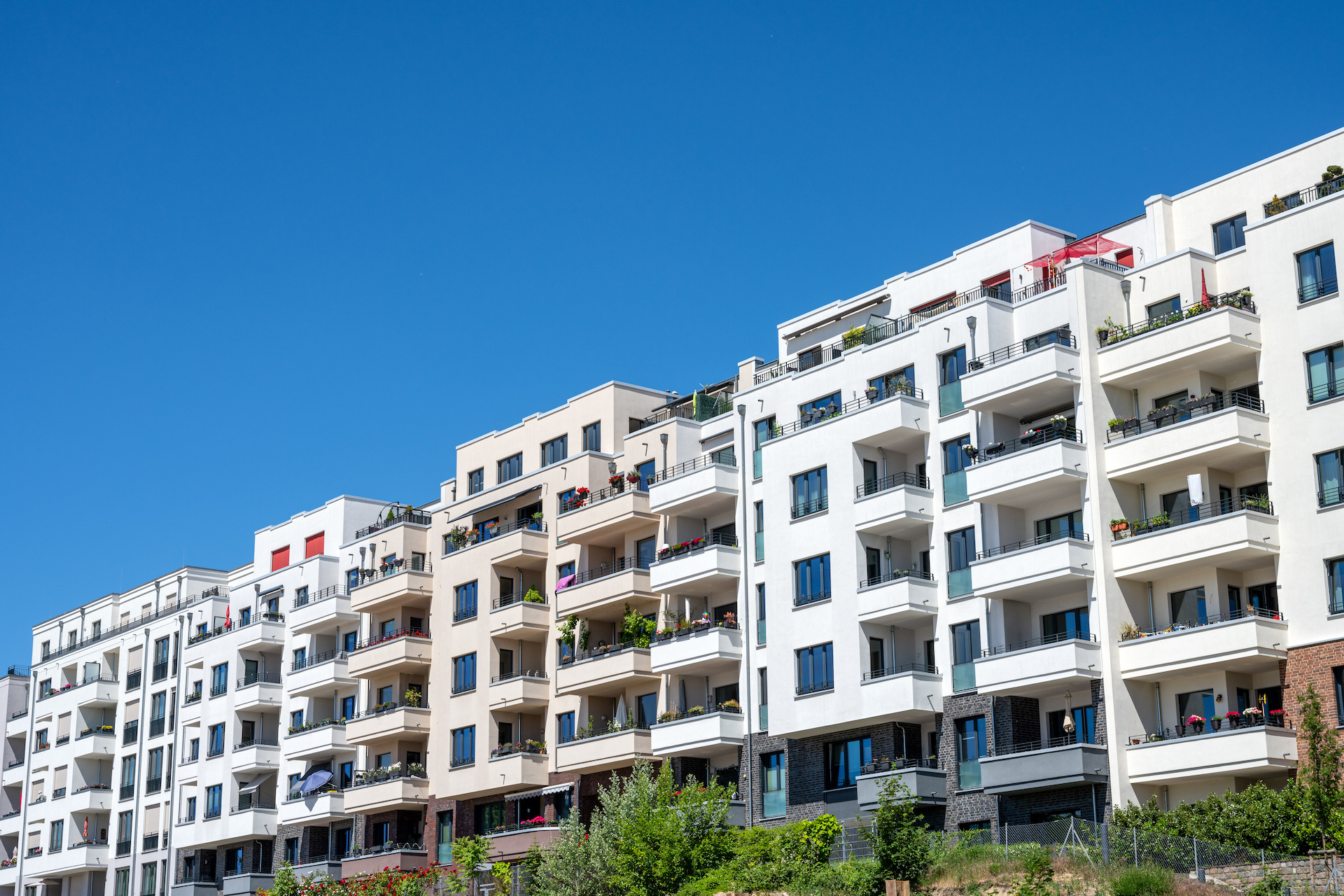 MULTIFAMILY CONSTRUCTION